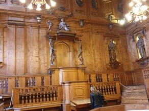 The Anatomical Theatre, Bologna
