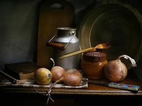 Grandad's kitchen