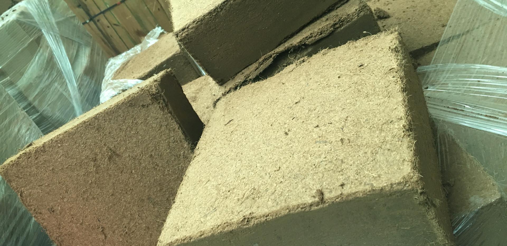 5kg Coconut Coir Bricks