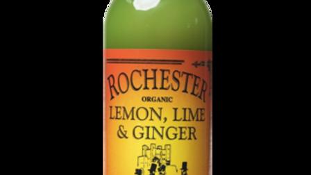 Rochester Organic Lemon, Lime & Ginger