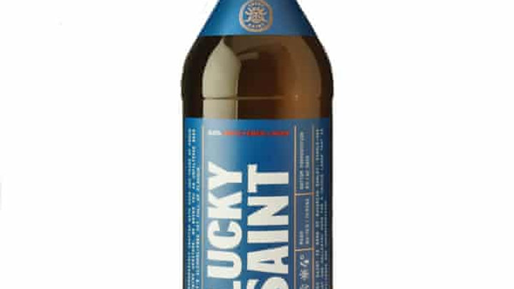 Lucky Saint Unfiltered Lager 330mls