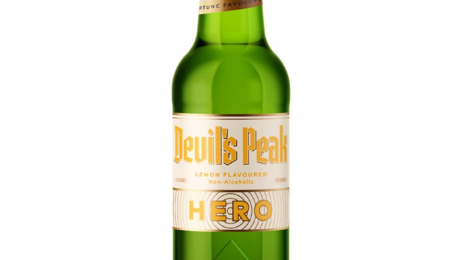 Devils Peak Hero Twist of Citrus