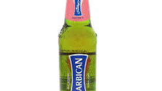 Barbican Peach Flavoured Malt Drink 330ml