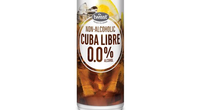 Twisst Cuba Libre (Rum & Cola) 250ml