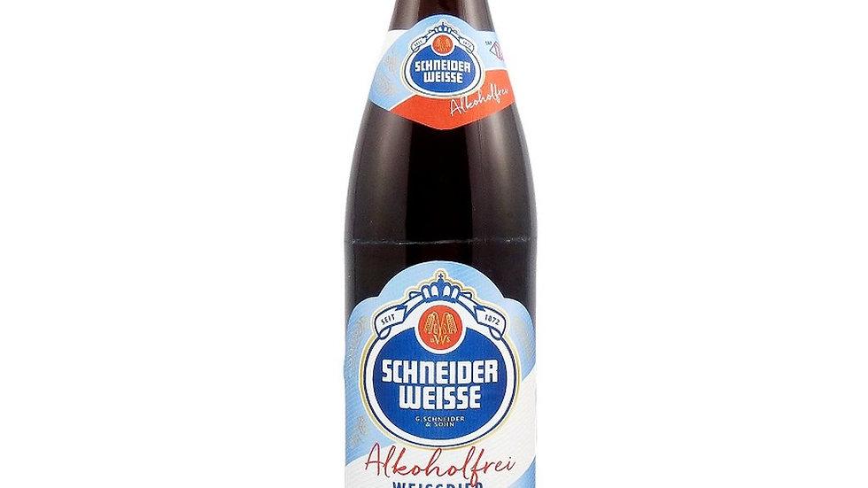 Schneider Weisse Tap 3 Mein Alkoholfrei 330ml bottle