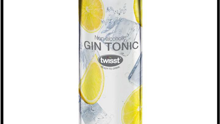 Twisst Gin & Tonic 250mls