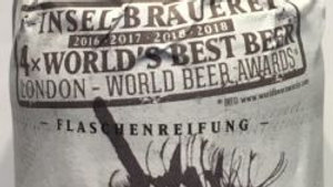 Insel Brauerei - Alcohol Free Sea Salt IPA 330mls