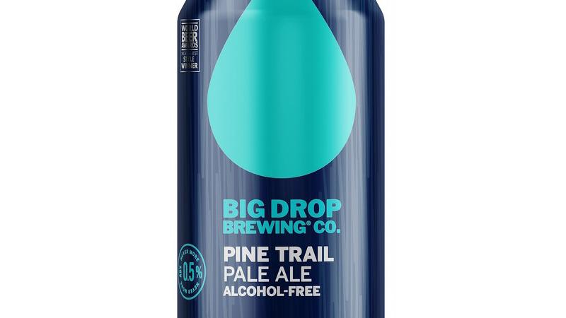 Big Drop Pine Trial Pale Ale Beer