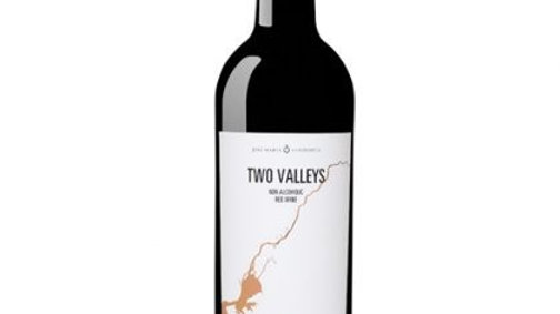 Two Valleys Red 750ml