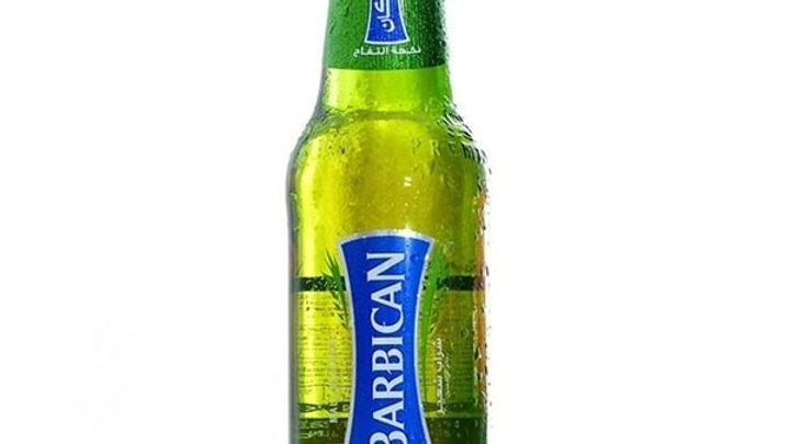 Barbican Apple flavoured malt drink 330mls