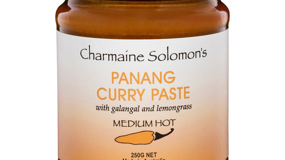 Charmaine Solomon's Panang Curry Paste