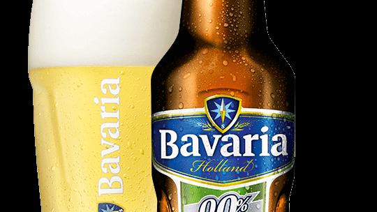 Bavaria Apple flavoured malt drink 330mls