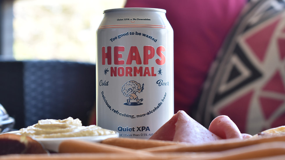 Heaps Normal Quiet XPA Beer