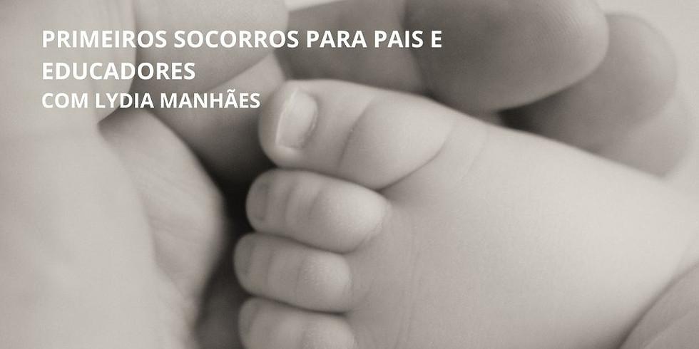 PRIMEIROS SOCORROS PARA PAIS E EDUCADORES