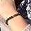 """Thumbnail: Bracelet """"Rudraksha noir"""""""
