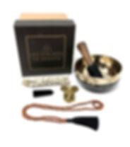La Boite de Meditation, The Meditation Box, Mala, Malabeads, Singing Bowl, Bol tibetain, Ganesh, Les Ateliers de Brahma
