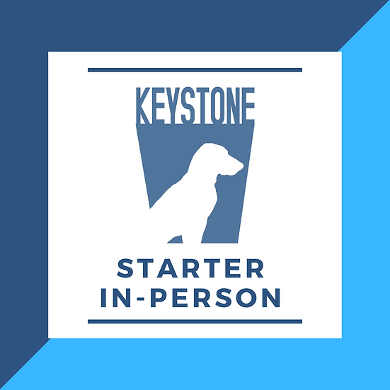 Starter Program In Person