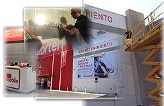 Montaje exteriores e interiores a profesionales del sector en la zona de Extremadura y Andalucía
