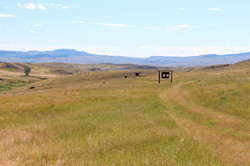 BBO's 100-300 Yard Range