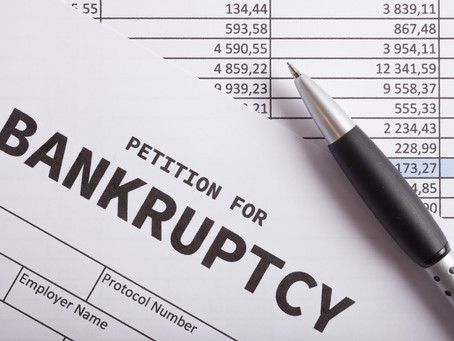 What Types of Debt Bankruptcy Can and Can't Discharge