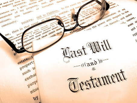 5 Reasons to Have a Lawyer Prepare Your Will