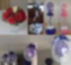 centerpieces, balloon decorations