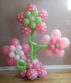 Balloon flower tree
