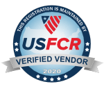 USFCR Verified Vendor Seal
