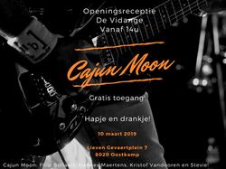 affiche Cajun Moon