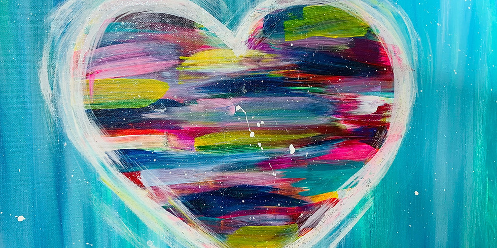 Paint & Sip - Date Night! 6:00 pm