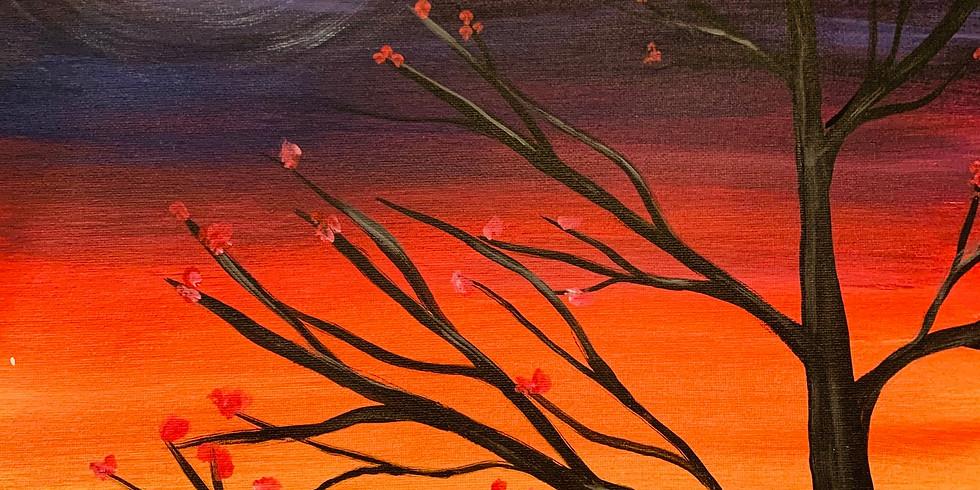 Paint & Sip 6:00 pm