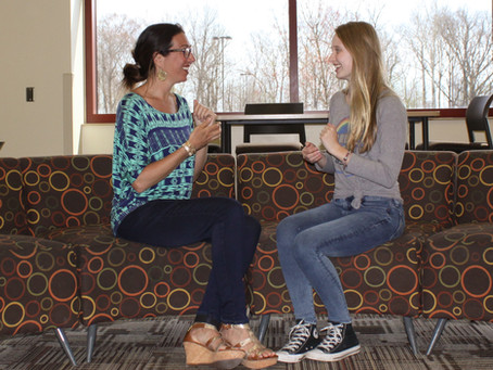 Tapping with Teens as a High School Counselor