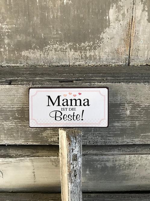 Magnet: Mama ist die Beste