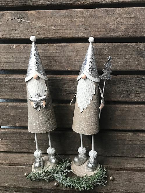 Weihnachtsmann - 2 Arten