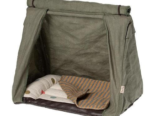 Zelt für Mäuse oder kleine Puppen