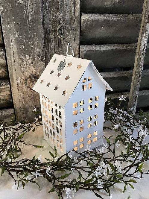 Laterne Haus mit Sternendach
