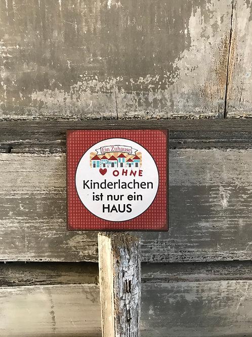 Magnet: Ein Zuhause ohne Kinderlachen