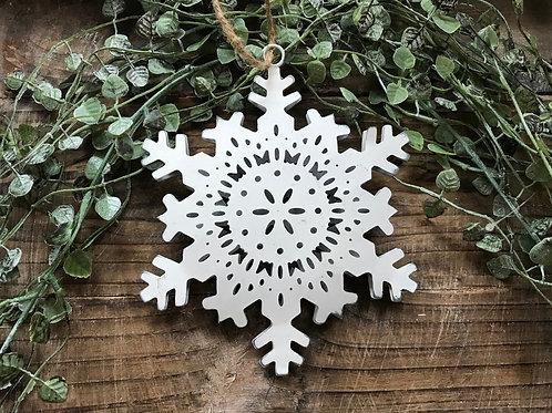 Schneeflocke Frosty