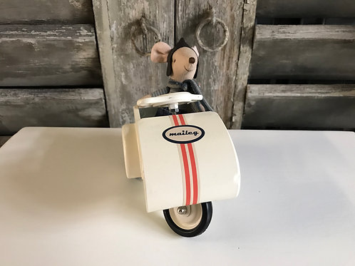 Scooter ohne Maus