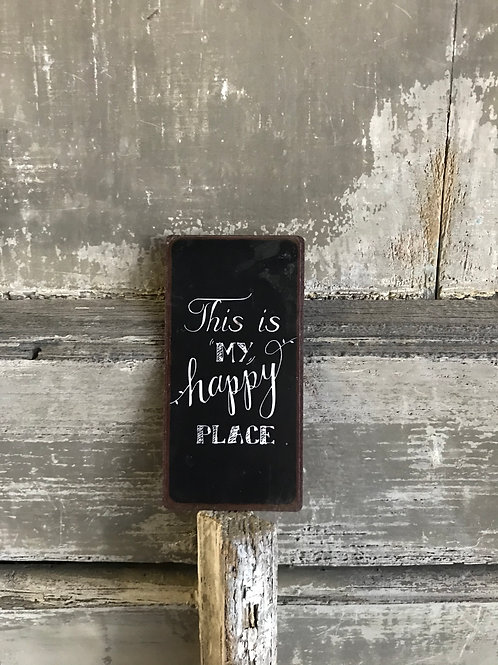 Magnet: This is my happy place