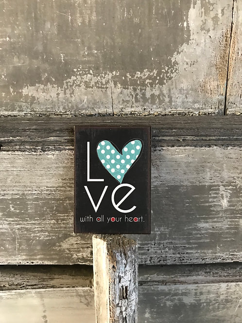Magnet: Love with all your heart