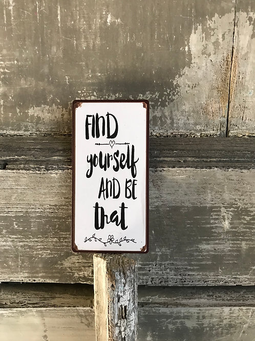 Magnet: Find yourself