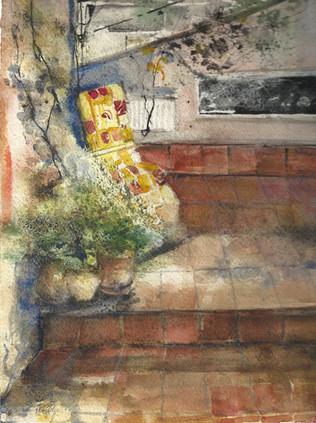 Resting corner