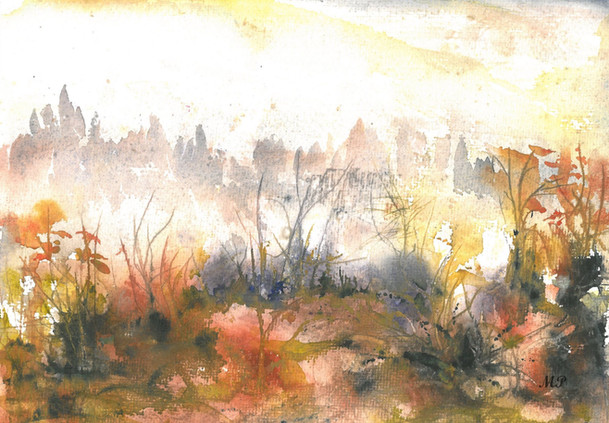 Autumn haze I.