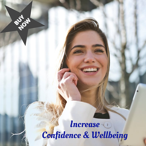 Increase Confidence & Wellbeing - Audio Recording
