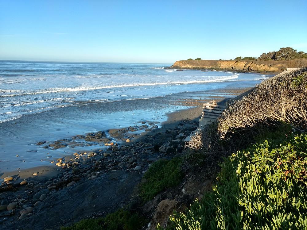 San Simeon coastline!