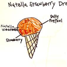 Nutella Strawberry Dream