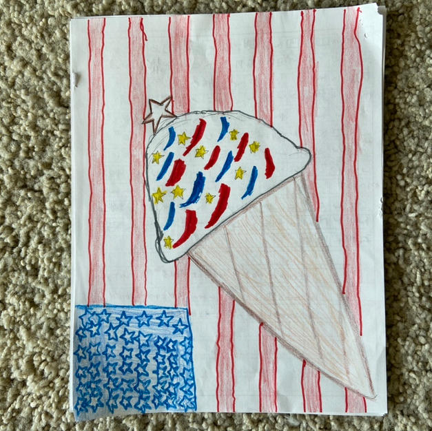 American hero ice cream