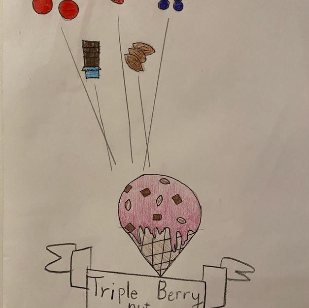 Triple Berry Nut