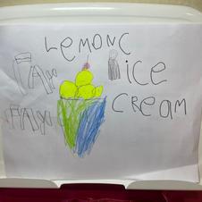 Strawberry Lemonade 🍋 ice cream